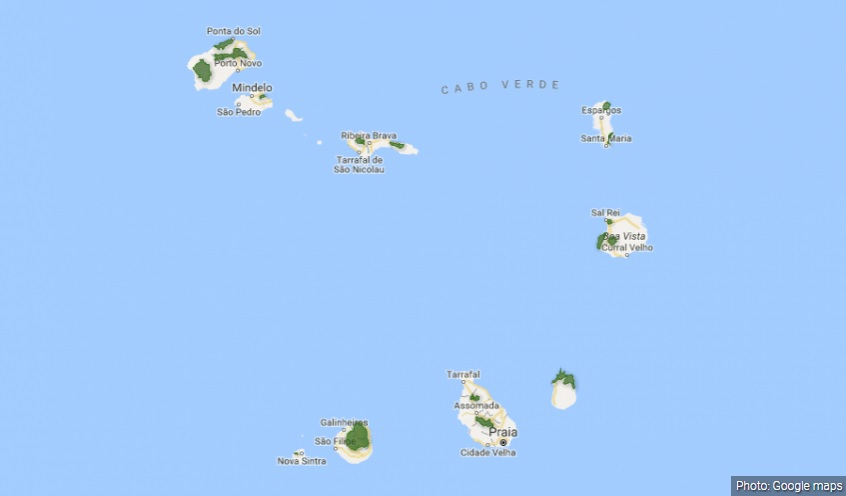 Identification of Important Plant Areas in Cabo Verde islands
